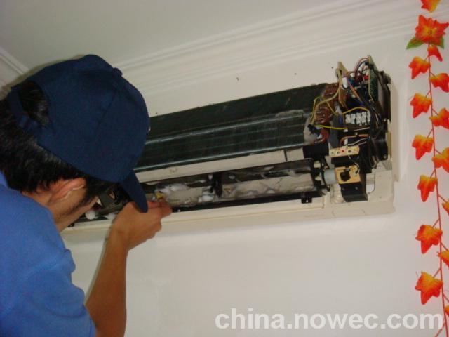 保洁服务项目-空调清洁